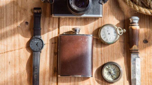 ミニマリスト‗腕時計