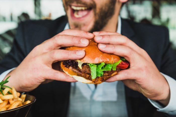 増量期 食事 咀嚼