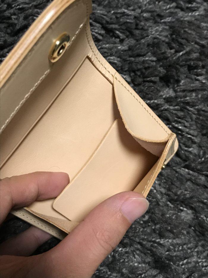 ワイルドスワンズパーム wild swans palm レビュー ミニ財布